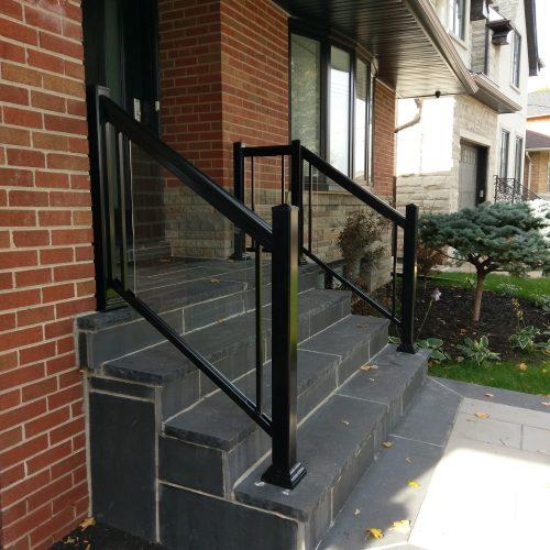 aluminum railings vaughan