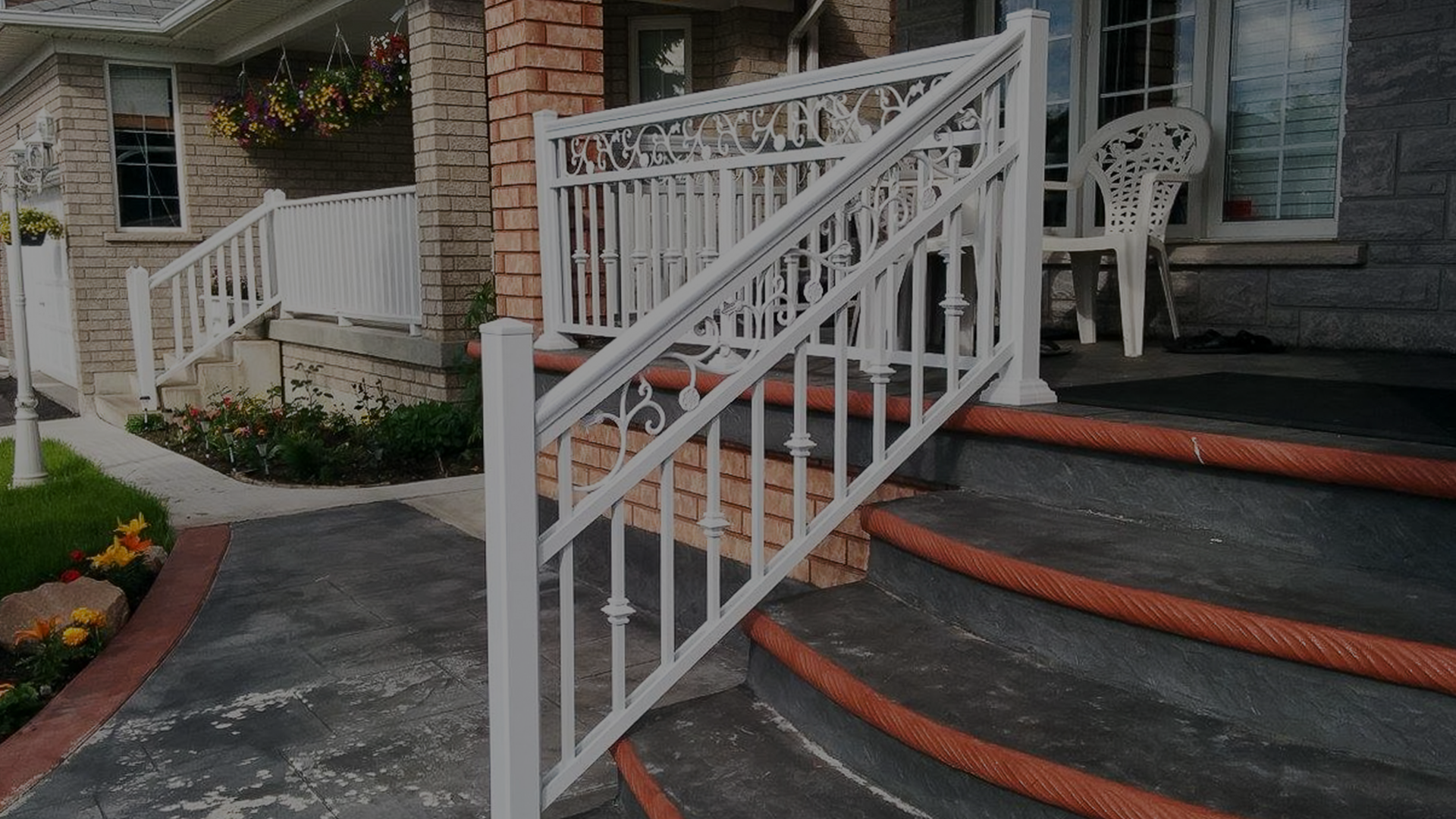 BEAUTIFUL DECORATIVE RAILINGS
