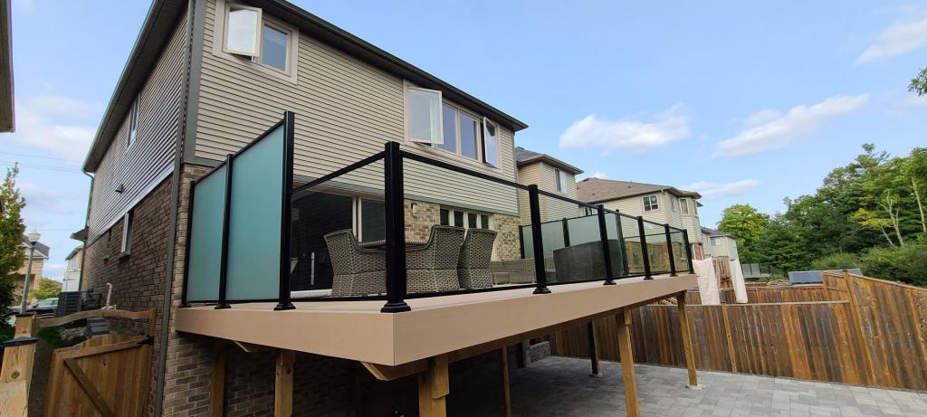 Aluminum Deck Railings 5